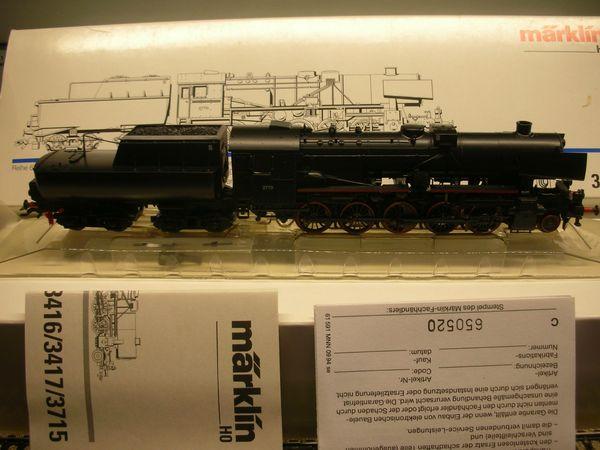 Märklin 3417 Reihe 63a der