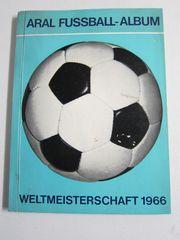 ARAL FUSSBALLALBUM DER WM 1966