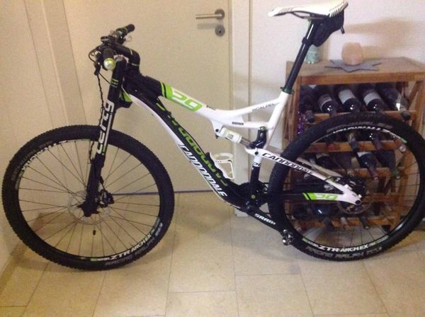 Cannondale Scarpel Factory Custom Gr