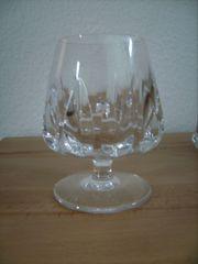 Cognacschwenker 18 Stück Bleikristall