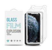 3er Pack Schutzglas für iPhone