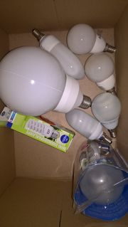 Energiesparlampen Marke IKEA Lightway Osram