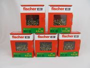 Fischer Holzschrauben 4 0 x