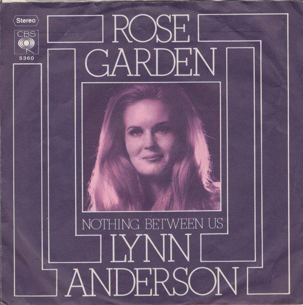 Lynn Anderson - Rose Garden Single