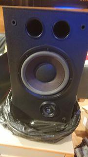 Bose Boxen groß super Bass
