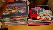 Schallplattenkonvolut 146 Stk 80er und