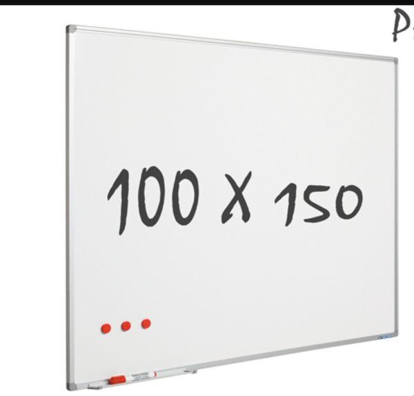 Whiteboard 100×150cm Magnettafel Pinnwand