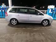 Opel Zafira 1 7 tdci