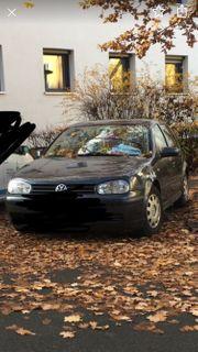 VW Golf mit guter Ausstattung