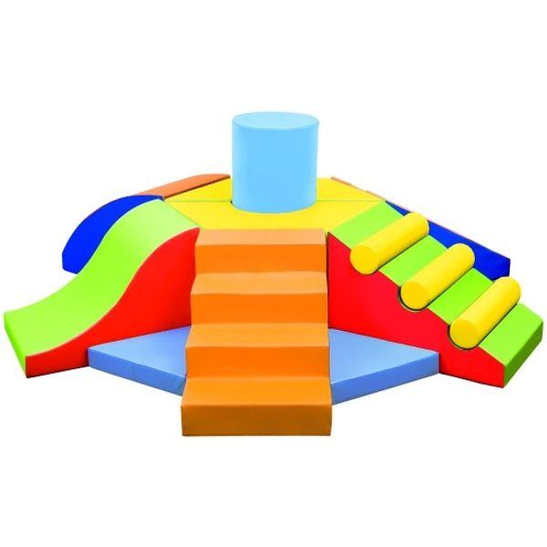 Kinder - Kletterparadies aus Softbausteinen