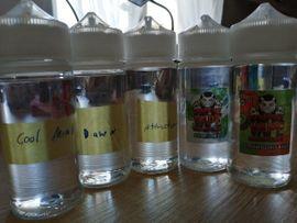 verschiedene Liquids ohne Nikotin abzugeben: Kleinanzeigen aus Zuchau Colno - Rubrik Elektronik