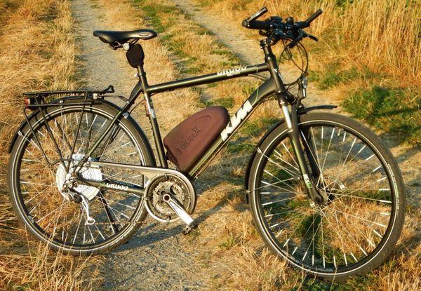 KTM Imola Cross E-Bike 28