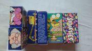 Smarties-Puzzle-Schachteln ca 55x22x16 mm ca
