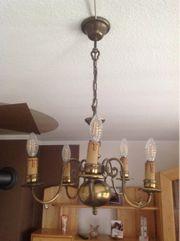Lampe sehr alt