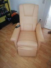 Massage Sessel der FIRMA YESLINE