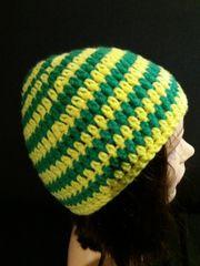 Mütze gehäkelt Handmade