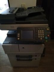 Großer Drucker