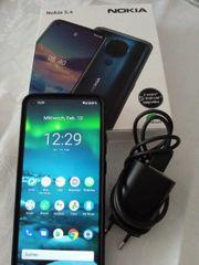 Nokia 5 4 lila