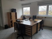 Büroeinrichtung zu verschenken