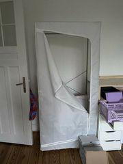 IKEA BREIM Kleiderschrank Weiß 180cm