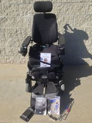 Permobil M300 3G power wheelchair