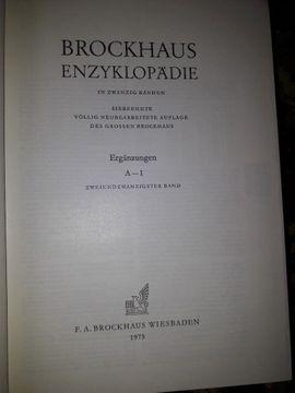 Bild 4 - Brockhaus Enzyklopädie in 20 Bänden - Besigheim