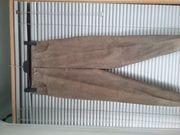 Damen Wildlederhose