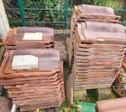 Dachziegeln ca 150 Stück zu