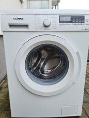 Siemens IQ500 Waschmaschine A 7