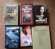 Biographien ungelesen Romane ebenfalls neu