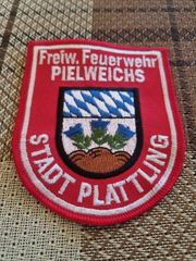 Patches Stadt Plattling