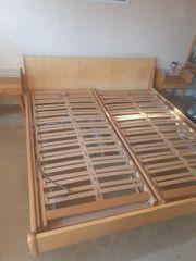Nachttische Bett