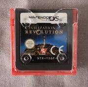 Nintendo DS Civilization Revolution