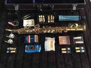 Yamaha Sopran Saxofon Saxophon YSS