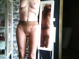 Bild 4 - ohne Slip getragene Strumpfhosen - Hofgeismar