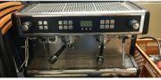 della corte evo2 Siebträger Kaffeemaschine