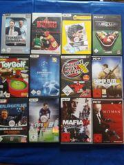 PC-Spiele 12 Stück