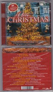 I Love Christmas-die Schönsten Weihnachtshits