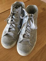 SuperFit Sneaker Größe 34 grau