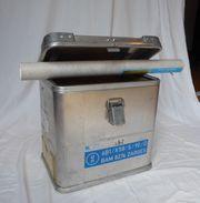 Aluminiumboxen stapelbar 3 Stück