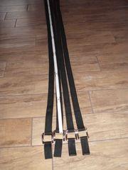 2 Paar Zugstränge Nylon neu