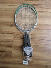 Federballspiel-Set Badminton für Kinder
