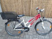 Mädchen-Fahrrad Größe 26