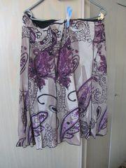 Damenrock mit Bluse Gr 44