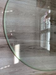 Glasplatte für Kaminofen