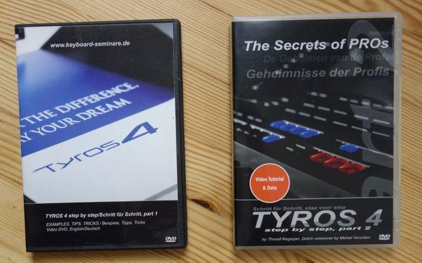 Schritt für Schritt Lern DVDs