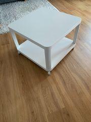 Ikea TINGBY Beistelltisch mit Rollen