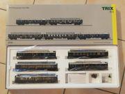 Trix Schnellzug-Wagenset CIWL Orient Express
