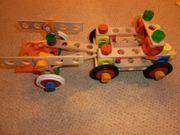 Holz-Konstruktionsbaukasten für kreative Kinder