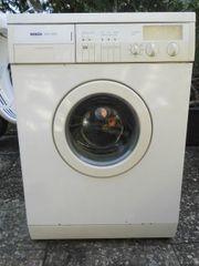 Waschmaschine voll funktionstüchtig auch im
